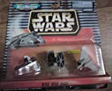 Star wars micro machines spacehip set 8 - very rare