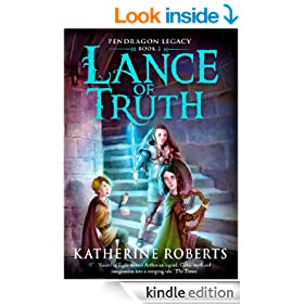 LANCE OF TRUTH (PENDRAGON LEGACY)
