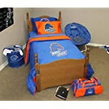 NIB Boise State Broncos BSU Full/Queen Bed In A Bag Set