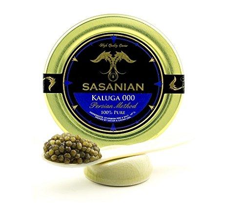 LIMITED-TIME-OFFER-Fresh-River-Beluga-Caviar-Kaluga-hybrid-Malossol-1-oz-Jar