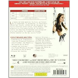 Terminator: Las Crónicas De Sarah Connor - Temporada 1 [Blu-ray] [Import espagnol]