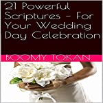 21 Powerful Scriptures - For Your Wedding Day Celebration | Boomy Tokan