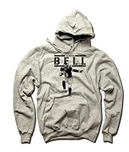 LeVeon Bell NFLPA Pittsburgh Steelers Youth Hoodie LeVeon Bell Play from SteelerMania