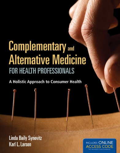 Complementary And Alternative Medicine For Health...