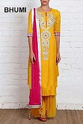 Shree Fashion Women's Cotton Unstitched Dress Materials [D156]