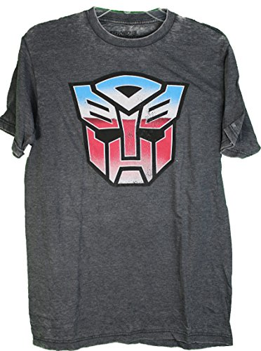 Transformers Distressed Tee Shirt Autobot