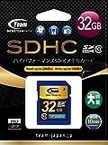 Team SDHC SDカード CLASS10 32GB 20Mb/s TG032G0SD28K