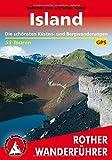 Island. Die sch�nsten K�sten- und Bergwanderungen. 55 Touren - Christian Handl, Gabriele Handl