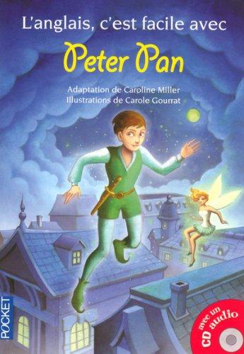 Peter Pan : Niveau 1 (1CD audio)