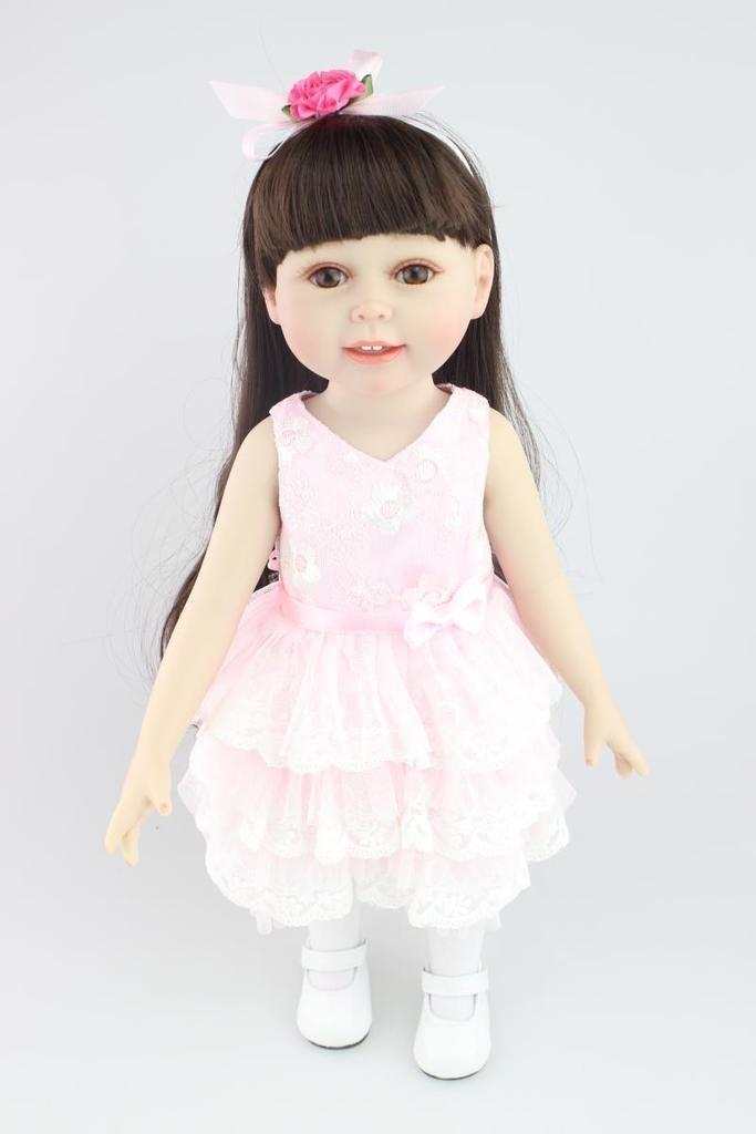 NPK Collection Das Kinderspielzeug ist aus Kunststoff und 18 Zoll 45 cm gro?. Es ist ein hochwertiges Geschenk f¨¹r sch?ne als Weihnachtsgeschenke. bestellen