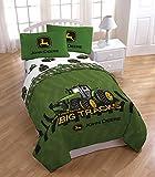 John Deere Tractor Twin / Full Reversible Comforter