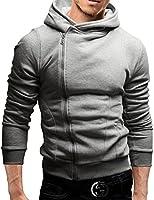 MERISH Sweatjacke Sweatshirt Pullover Größen S-XXL 14