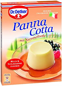 Dr. Oetker Panna Cotta
