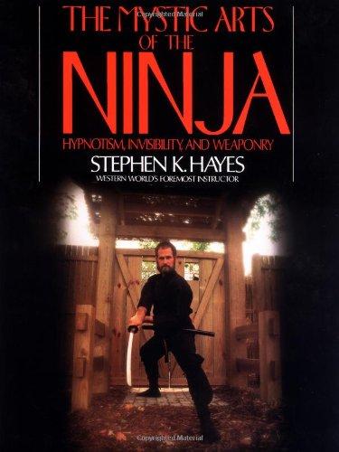 Libro The Mystic Arts Of The Ninja Di Stephen Hayes border=