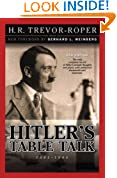 Hitler's Table Talk 1941-1944: Secret Conversations