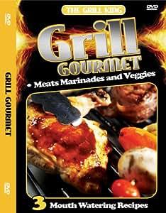 Bbq Series-Grill Gourmet-Meats Marinades & Veggies