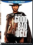 Image de The Good, the Bad and the Ugly (Two-Disc Blu-ray/DVD Combo in DVD Packaging)