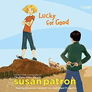 Lucky for Good Audiobook