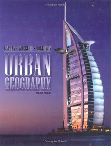 Urban Geography (Urban Coop Company compare prices)