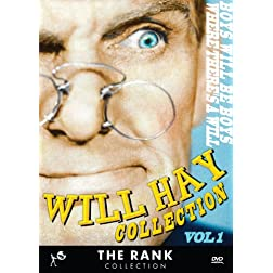 Will Hay Double Feature VOL 1: Boys Will Be Boys & Where There's A Will