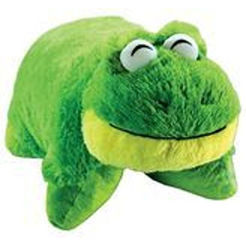 Pee-Wees Pillow Pet FROG Small 11