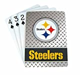Pro Specialties Group NFL Diamond Plate Playing Cards