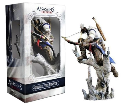 Assassin's Creed III Figurine Connor: The Hunter
