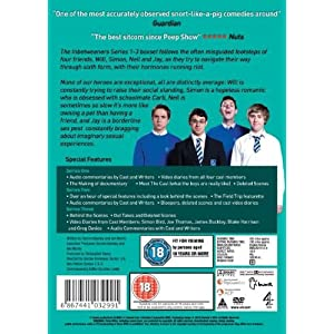 The Inbetweeners - Series 1-3 [Import anglais]