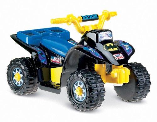 Power Wheels DC Super Friends Batman Lil' Quad