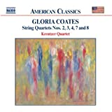 Coates, G - String Quartets, Vol 2: Nos 2-4 and 7-8