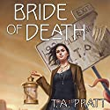 Bride of Death: A Marla Mason Novel Audiobook by T. A. Pratt Narrated by Jessica Almasy