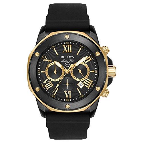 bulova-marine-star-mens-quartz-watch-with-black-dial-chronograph-display-and-black-rubber-strap-98b2