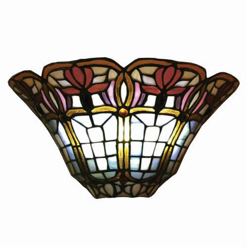 Tiffany Battery Wall Sconces : @ Best Wall Lights & Sconces in USA