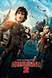 "How To Train Your Dragon 2 - Movie Poster (Regular Style) (Size: 24"" x 36"")"