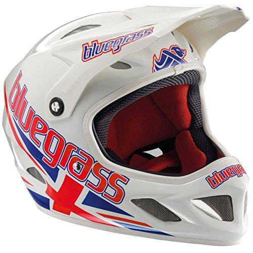 Fullface Helm Bluegrass Brave BMX Moto-X Downhill Integral High End