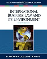 International Business Law and Its Environment, 7th Edition