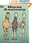 Horse Anatomy (Dover Nature Coloring...