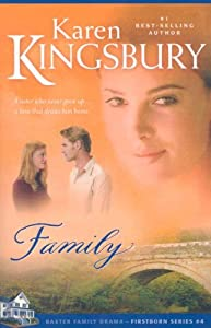 "Cover of ""Family (Firstborn Series-Baxter..."