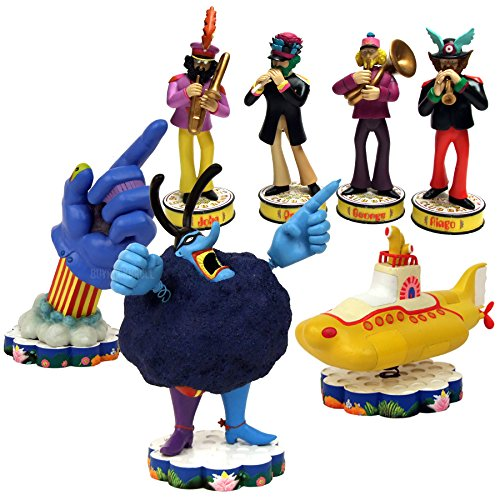 Yellow Submarine Beatles Collectibles