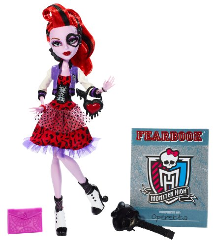 Monster High Picture Day Operetta Doll (Picture Day Monster High Dolls compare prices)