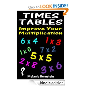 Amazon.com: Times Tables - Improve Your Multiplication