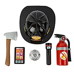 Discovery Kids Fire Fighter Role Play Set