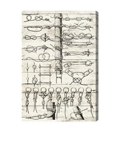 Oliver Gal Sea Knots Canvas Art