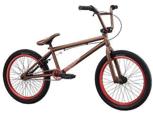 Mongoose Chamber BMX/Jump Bike - 20-Inch Wheels