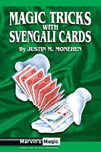 Magic Tricks With Svengali Magic Cards
