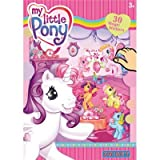 echange, troc Collectif - 6503 My Little Pony Sticker Set