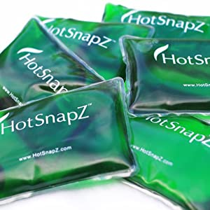 Hand Warmers - HotSnapZ Reusable Pocket Warmers by HotSnapZ