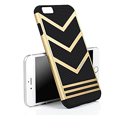 iPhone 6s Plus Case - YOKIRIN iphone 6 Plus Protective Case Hard Plastic TPU for iphone 6 Plus 6s Plus 5.5 inch by YOKIRIN