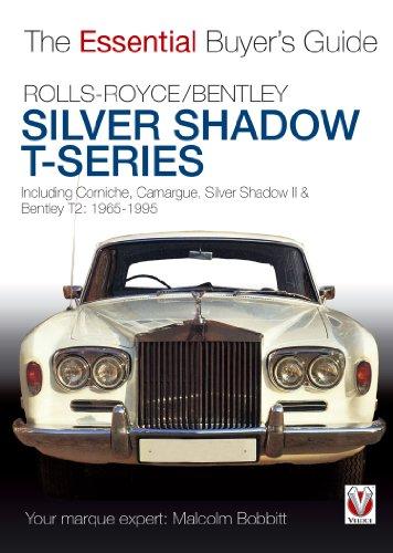 Malcolm Bobbitt - Rolls-Royce Silver Shadow & Bentley T-Series