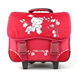 Cartable Hello Cartable A Roulettes
